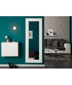 Miroir rectangulaire style Rococo