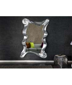 Miroir design argenté 160 cm