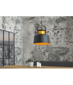 Luminaire suspendu industriel