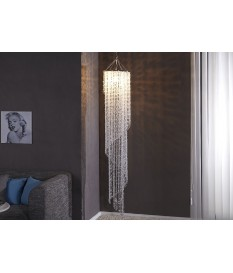 Lustre design suspendu