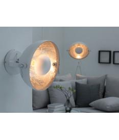 Lampe murale orientable style cinéma industrielle