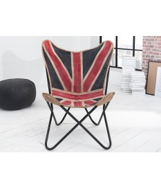 Fauteuil papillon So British