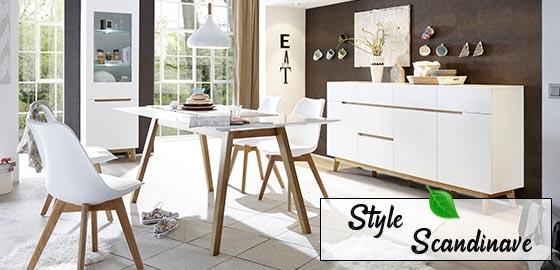 Découvrez nos meubles de style scandinave