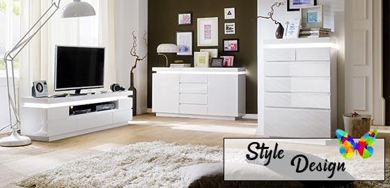 Découvrez nos meubles de style design
