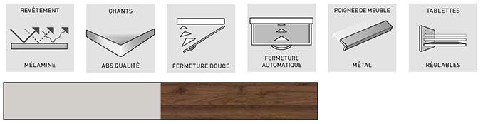 qualité du meuble
