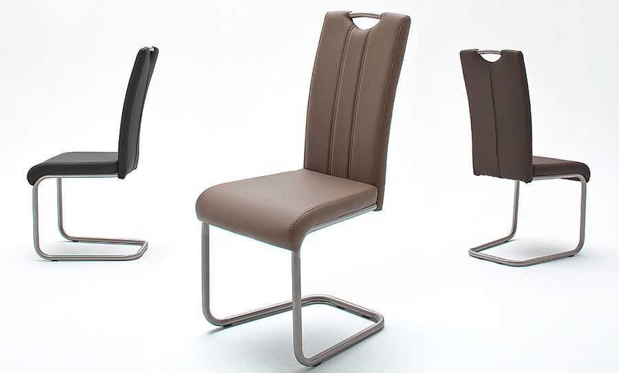 chaises design pas cher avec poign e novomeuble. Black Bedroom Furniture Sets. Home Design Ideas