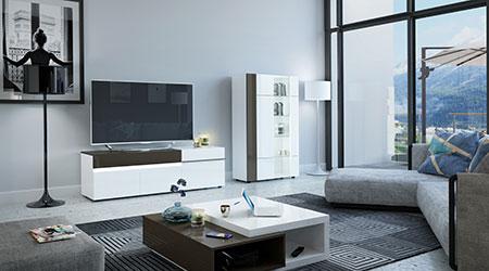 mobilier d'intérieur design vitrine, meuble tv